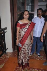Shoba Chandrasekar at Thuppaki Audio Launch Stills
