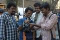 AR Murugadoss at Thuppaki Shooting Spot Stills