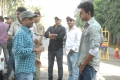 Vijay, AR Murugadoss at Thuppaki Shooting Spot Photos