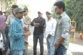 Vijay, AR Murugadoss at Thuppaki Shooting Spot Photos