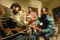 Gautam Kurup, AR Murugadoss at Thuppaki Shooting Spot Stills