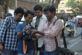 AR Murugadoss at Thuppaki Shooting Spot Stills