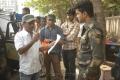 AR Murugadoss, Vijay at Thuppaki Shooting Spot Photos