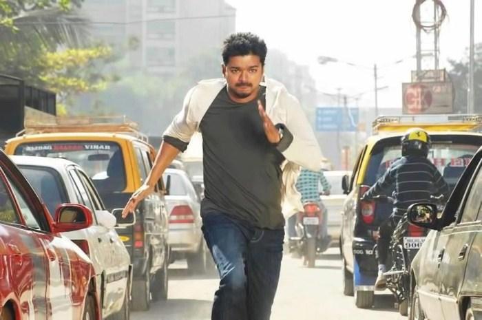 Actor Vijay Thuppaki Movie New Pics