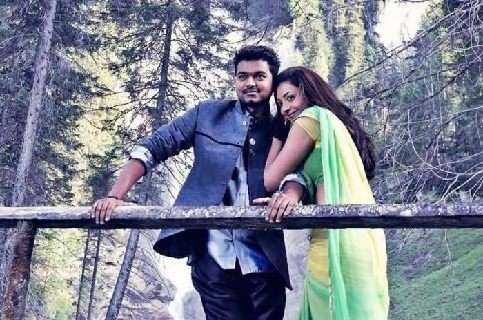 Picture 340048 | Vijay, Kajal Agarwal in Thuppaki Movie ...