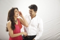 Vijay and Kajal Agarwal in Thuppakki Movie Photo Shoot Stills