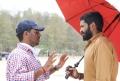Dinesh Selvaraj, Vikram Prabhu @ Thuppakki Munai Movie Working Stills HD