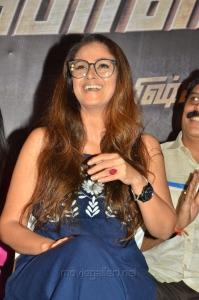 Actress Simran @ Thupparivaalan Teaser Launch Photos