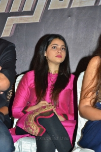 Vishal Sister Aishwarya @ Thupparivaalan Teaser Launch Photos