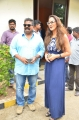 Mysskin, Simran @ Thupparivaalan Teaser Launch Photos