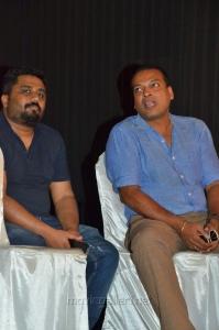 KE Gnanavel Raja, John Vijay @ Thupparivaalan Teaser Launch Photos