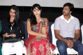 Aryan Rajesh, Sona Chopra at Thuttu Movie Press Meet Stills