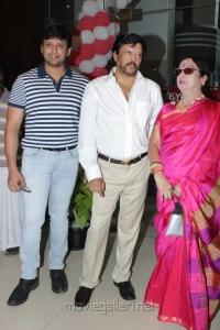 Prashanth, Saroja devi at Thyagarajan Birthday Celebration 2013 Photos