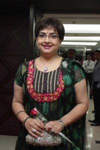 Actress Ambika at Thyagarajan Birthday Celebration 2013 Photos