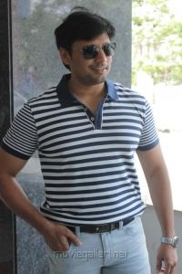 Actor Prashanth at Thyagarajan Birthday Celebration 2013 Photos