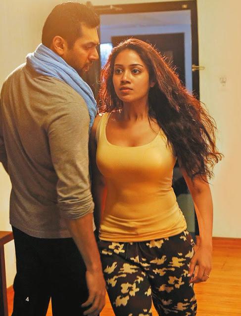 Jayam Ravi Nivetha Pethuraj Tik Tik Tik Movie Pics New Movie Posters