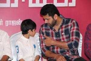 Jayam Ravi @ Tik Tik Tik Movie Thanks Meet Photos