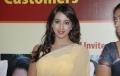 Sanjana in Yellow Saree at TMC Dhanteras 2012 Special Draw Photos