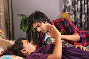 Siva Harshith Mathur, Supriya At Toll Free No 143 New Movie Stills