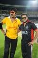 Srikanth, Tarun at Tollywood Cricket League at Vizag Photos