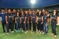 Tollywood Cricket League at Vizag Photos