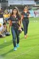 Actress Tharika at Tollywood Cricket League Match Photos