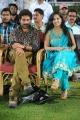 Shiva Balaji, Madhumitha at Tollywood Cricket League Match Photos