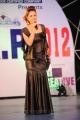 Anchor Shilpa Chakravarthy at Tollywood Miss AP 2012 Photos