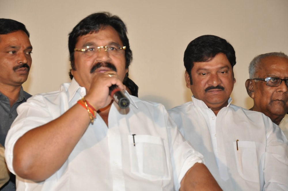 Dasari Narayana Rao @ Tommy Movie Audio Launch Stills