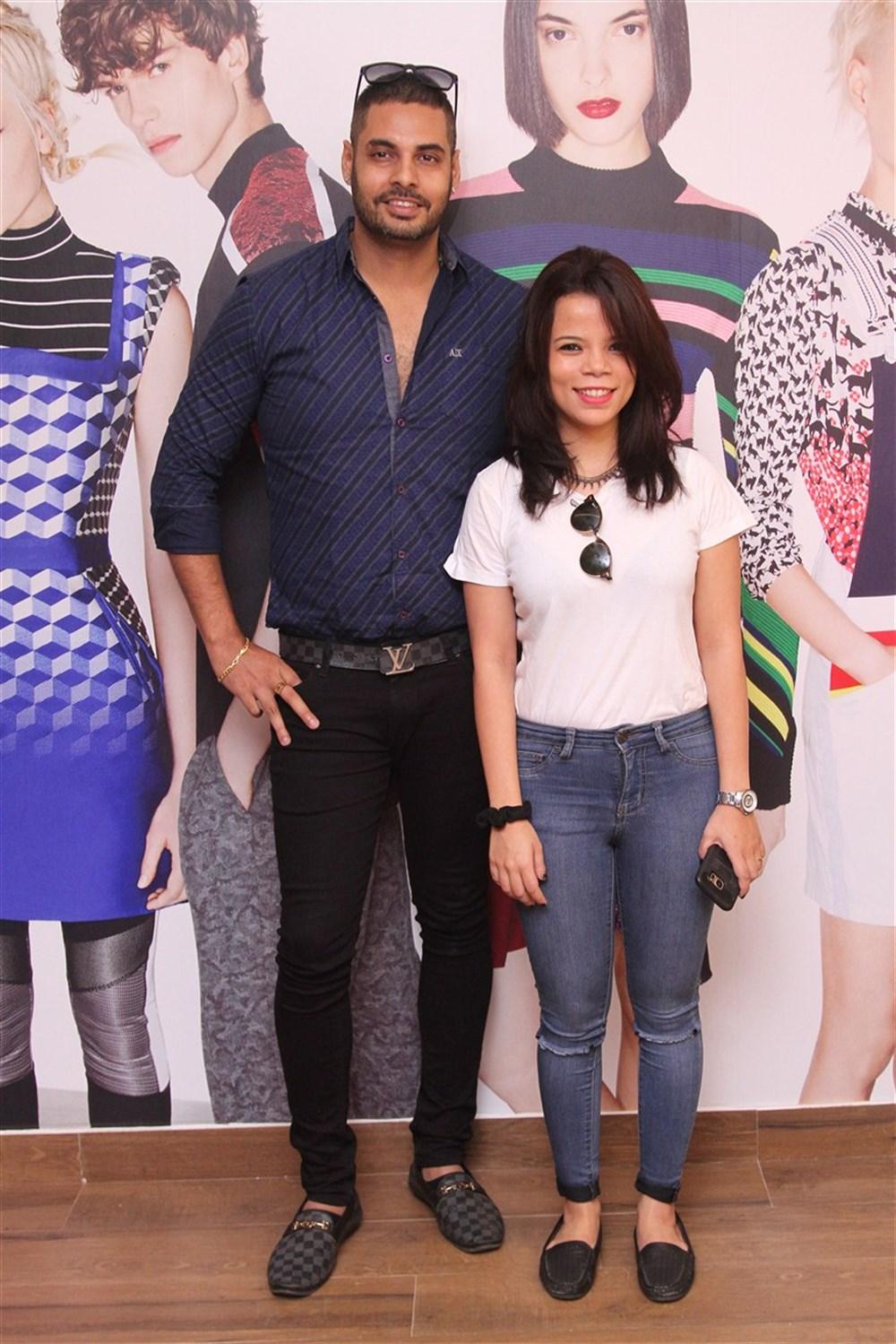 Toni & Guy Essensuals Salon Launch at CIT Nagar Chennai Photos