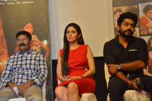 Sadha, Varun Udhay @ Torch Light Movie Press Meet Stills