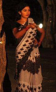 Actress Riythvika in Torchlight Movie Stills HD