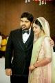 Music Director TR Kuralarasan Nabeelah R Ahmed Wedding Reception Stills