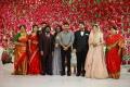 Suriya @ TR Kuralarasan Nabeelah R Ahmed Wedding Reception Stills