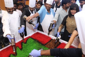 Hotel Green Park Traditional Cake Mixing Ceremony Stills