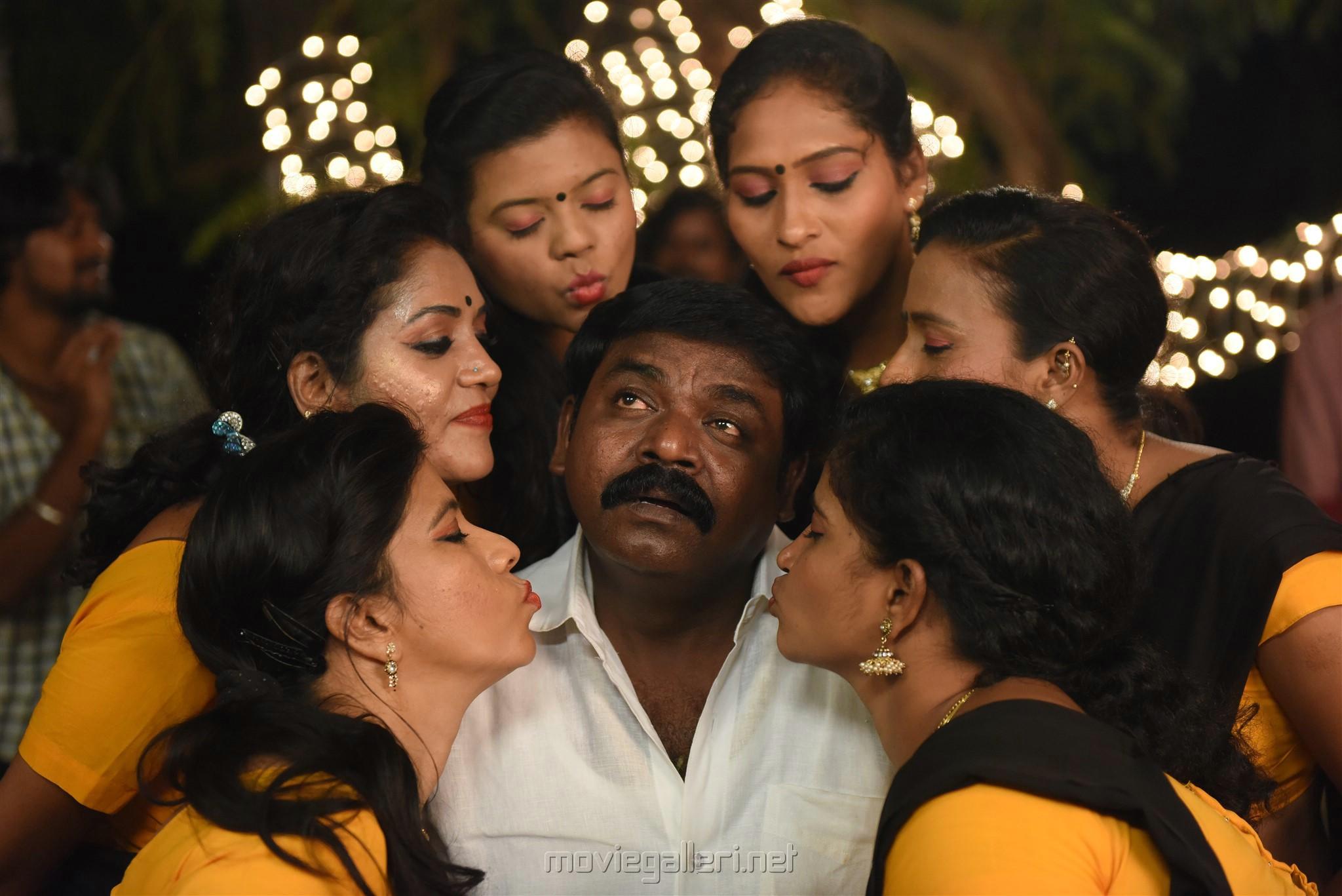 Imman Annachi in Traffic Ramasamy Movie Stills HD
