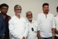SA Chandrasekhar, Shankar @ Traffic Ramaswamy Movie Audio Launch Photos