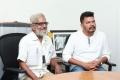 Traffic Ramaswamy, Shankar @ Traffic Ramaswamy Movie Audio Launch Photos