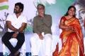 RK Suresh, SA Chandrasekhar, Rohini @ Traffic Ramaswamy Movie Teaser Launch Stills