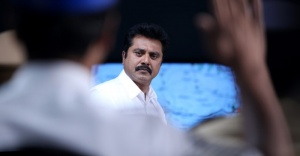 Sarathkumar in Traffic Telugu Movie Stills
