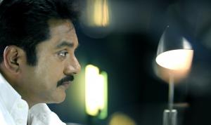 Actor Sarathkumar in Traffic Telugu Movie Stills