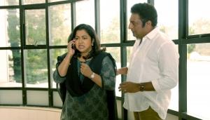 Radhika, Prakash Raj in Traffic Telugu Movie Stills