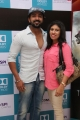 Arun Vijay, Aarthi @ Transformers 4 Movie Premire Show Stills