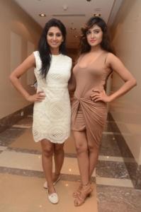 Shamili, Sony Charishta @ Trendz 101 Exhibition Celebrations, Hyderabad