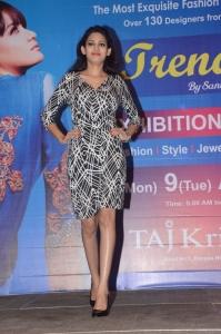 Swetha Jadhav @ Trendz 101 Exhibition Celebrations, Hyderabad