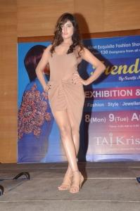 Sony Charishta @ Trendz 101 Exhibition Celebrations, Hyderabad