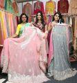 Preethi Nigam, Heena Farheen, Sumaya Choco @ Trendz Life Style Expo 2019 Launch at Taj Krishna Photos