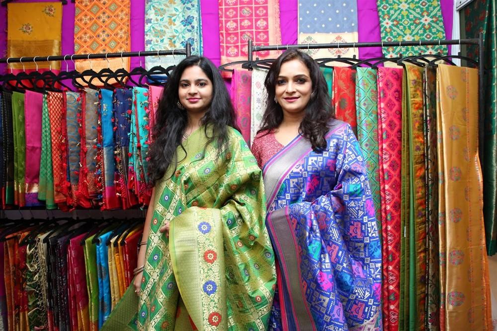 Purvi Thakkar, Bina Mehta @ Trendz Lifestyle Expo Launch @ Taj Krishna Photos