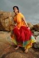 Tripura Actress Swathi Reddy Saree Photos