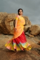 Tripura Swathi Reddy Saree Photos